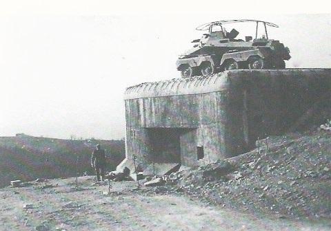 Sdkfz232-Bunker