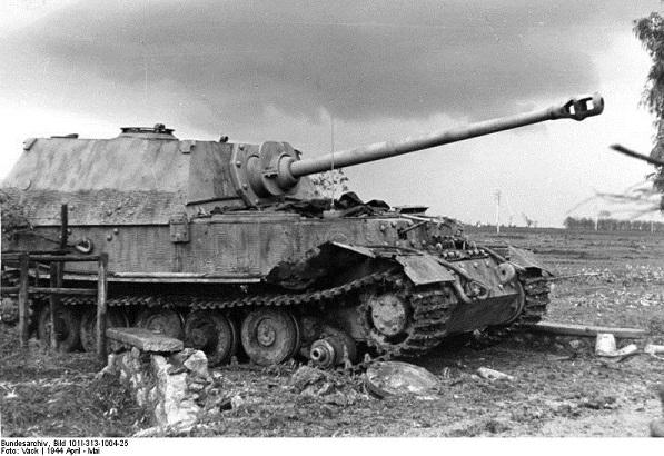 Italien, Panzer